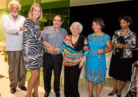 40 years celebration of the Mongui Maduro Foundation
